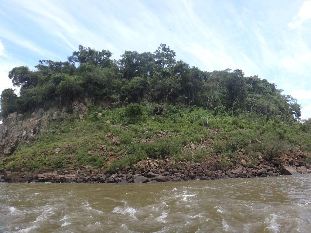 Parque Nacional Iguazú - Ilha de San Martin