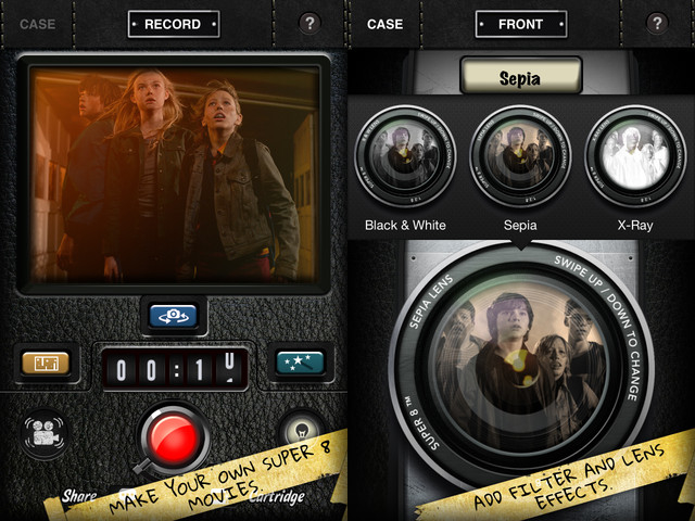 Useful Mobile apps for photographers Super 8