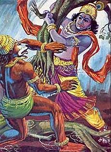Jamwant-Shri Krishna Yudh