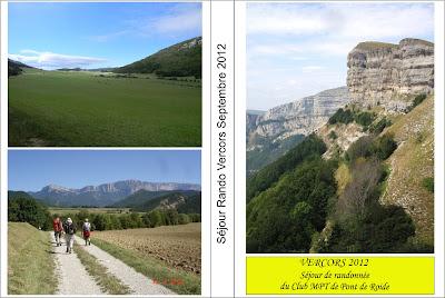 2012 Le Vercors
