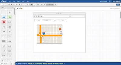 تخطيط واجهة العمل باستخدام WireFrames - دروس4يو Dros4U