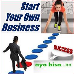 langkah langkah membuka usaha baru