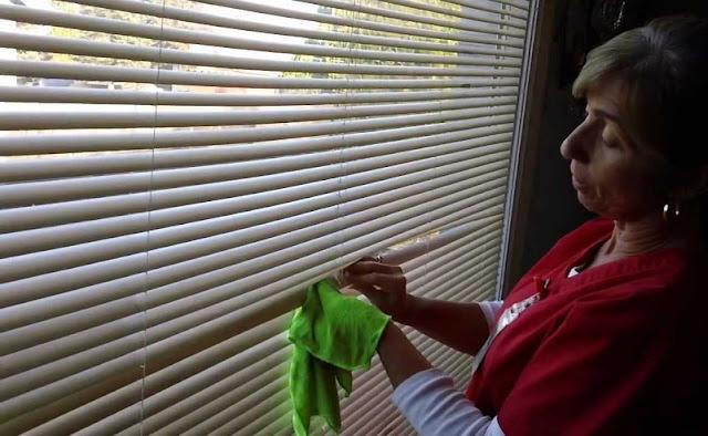 jaluzi perde temizliği