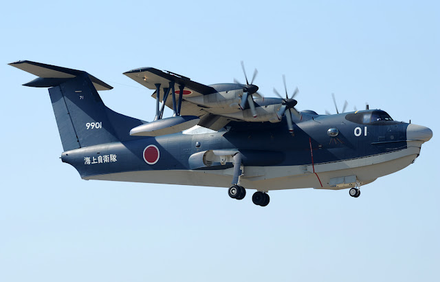 India Resolves US-2 Aircraft Price Issue With Japan