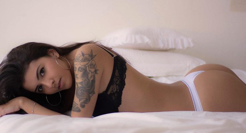 Sexyclube Junho – Marjorie Monteiro