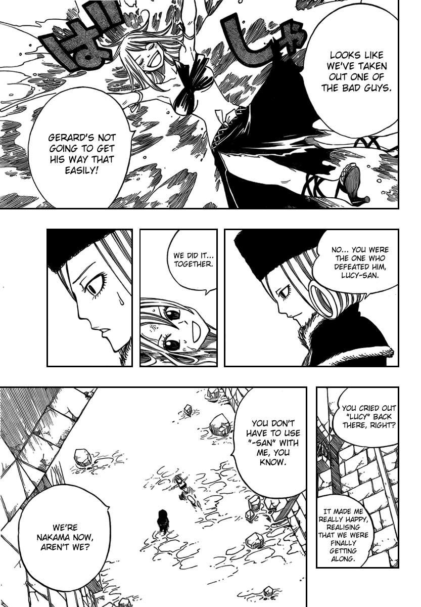 Fairy Tail 088 page 3