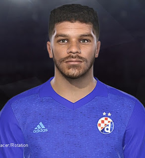 PES 2018 Faces Hilal Soudani by Facemaker Tiitoo