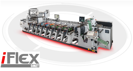 Omet Label Presses