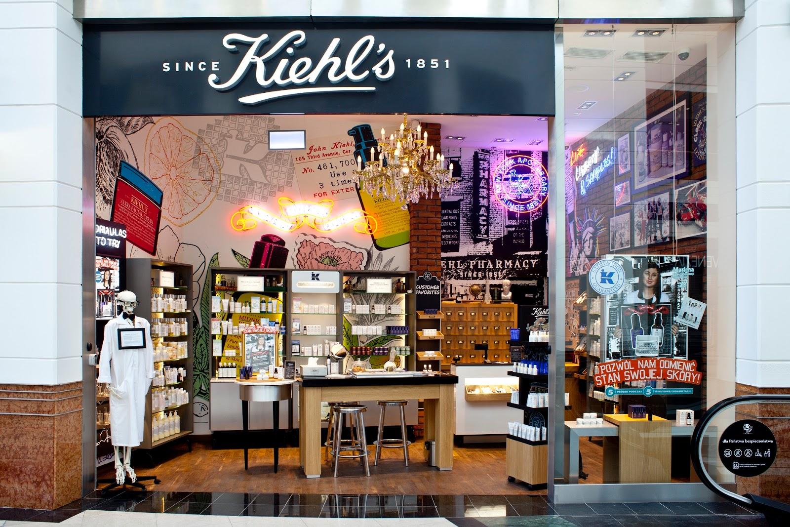 Dlaczego warto skorzystać z konsultacji w butiku Kiehl's?