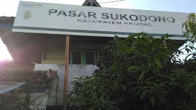 Aneka Jajanan Pasar Tradisional di Pasar Sukodono