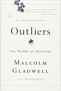 Outliers, Malcom Gladwell