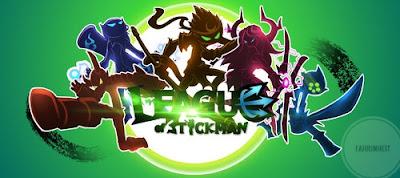 Download Game League of Stickman Mod Version Terbaru 2019