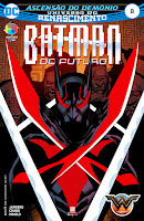 DC Renascimento: Batman do Futuro #8