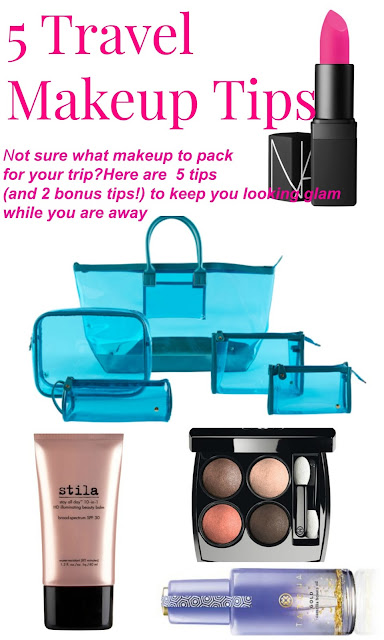 makeup-travel-tips