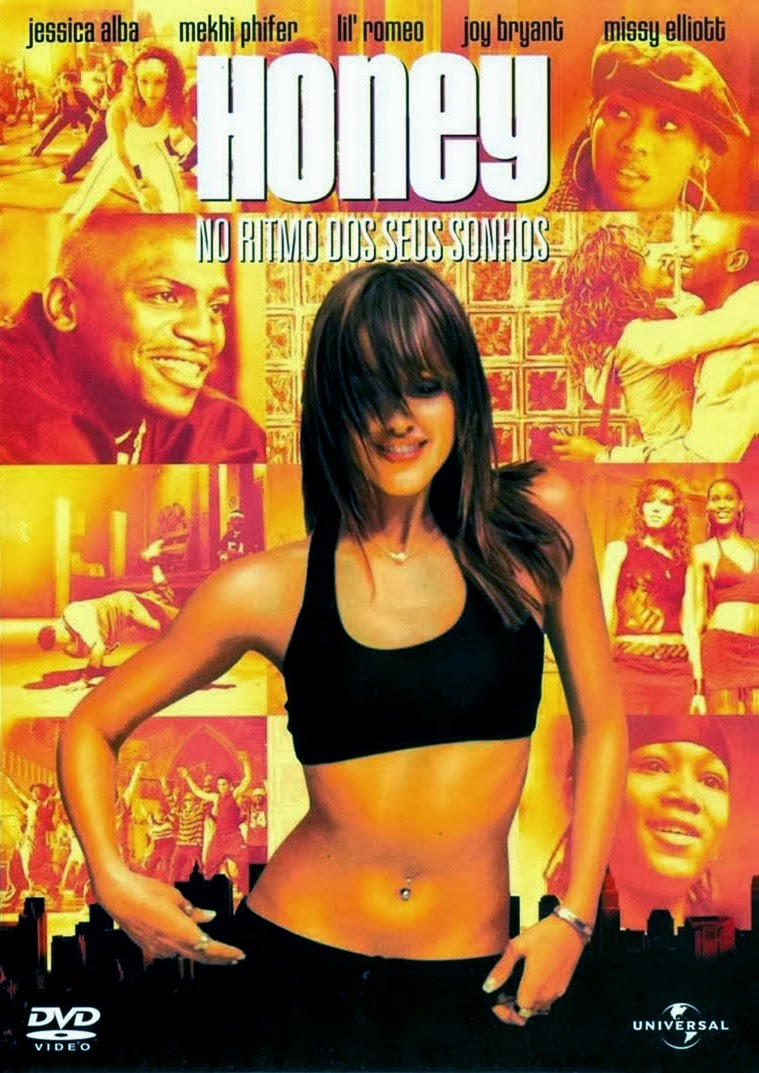 Honey: No Ritmo dos Seus Sonhos Torrent - BluRay 720p e 1080p Dual Áudio (2004)