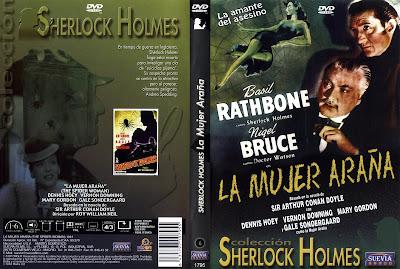 DVD: Sherlock Holmes y la mujer araña / The Spider Woman