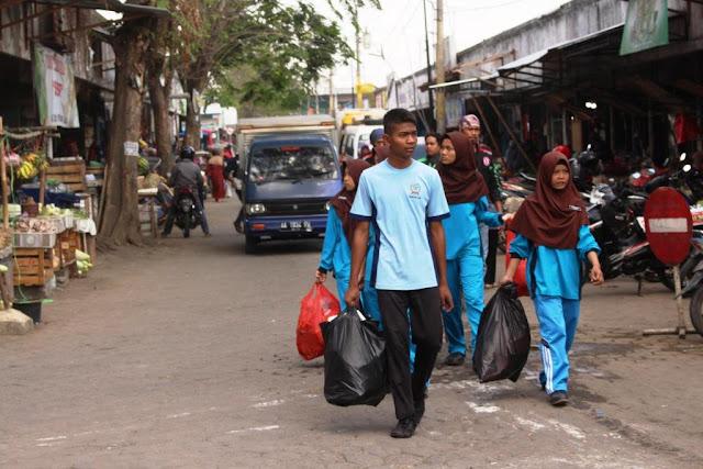 54,03% Sampah Tidak Terangkut ke TPA; 85.000 Warga Kebumen Besihkan Sampah
