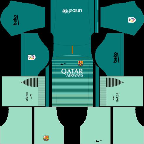 new product e5ce8 c601e Barcelona Kit Dream League Soccer 2016 — BCMA