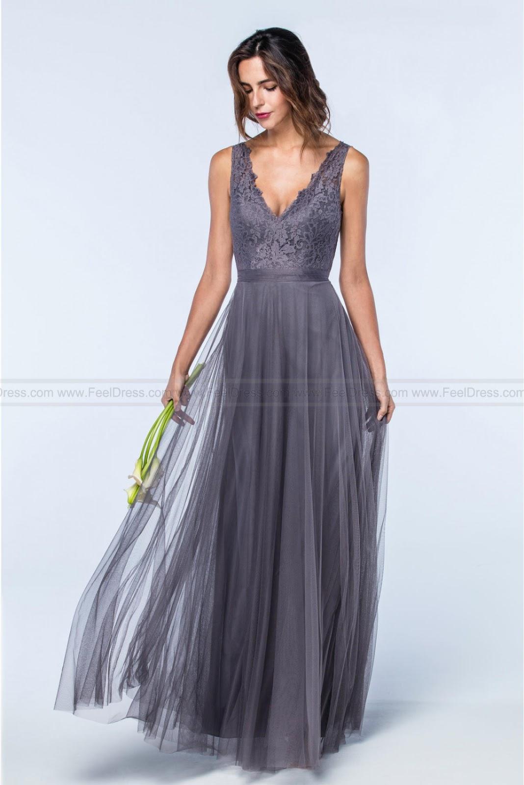 32bf7136e196 2016 cheap wedding dresses: Watters Desiree Bridesmaid Dress Style 2600