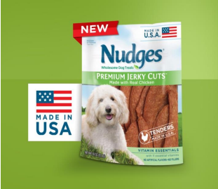 Made in the USA Dog Jerky Chews