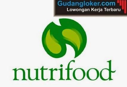 Lowongan Kerja Terbaru Nutrifood Indonesia