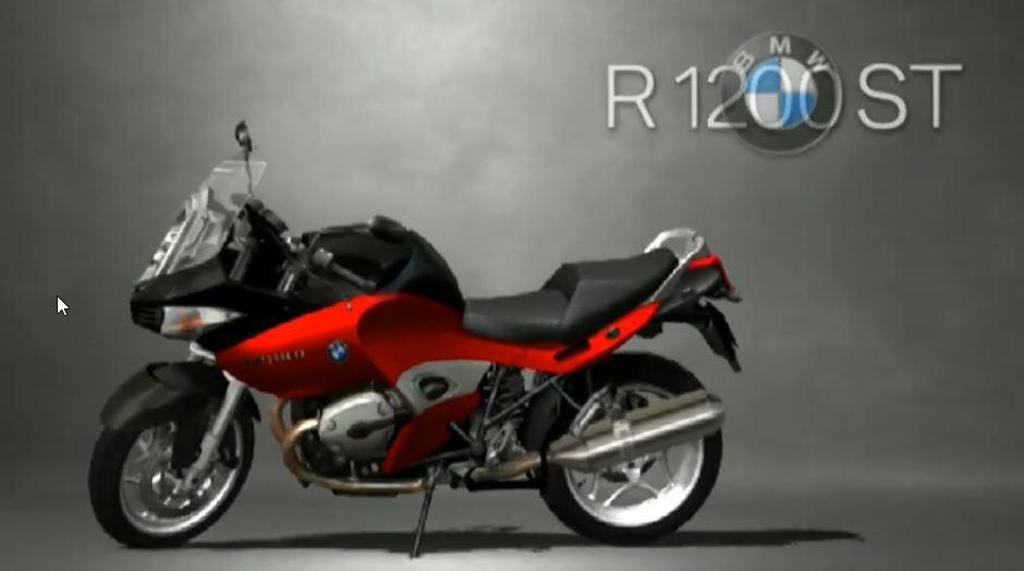 BMW Motorrad R1200ST 2005