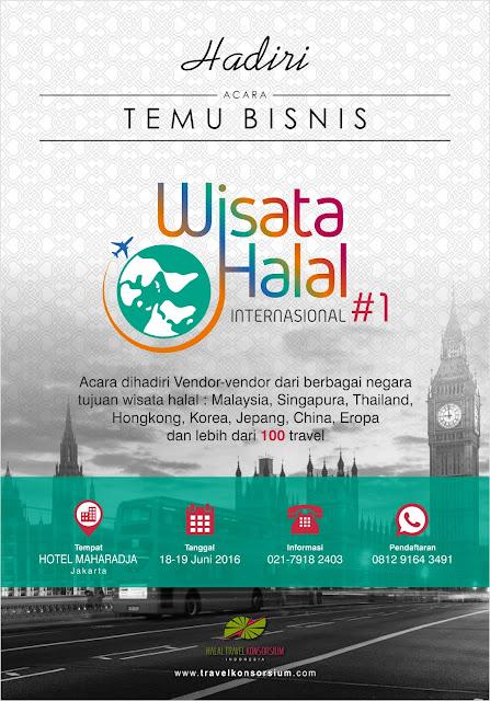 temu bisnis wisata halal