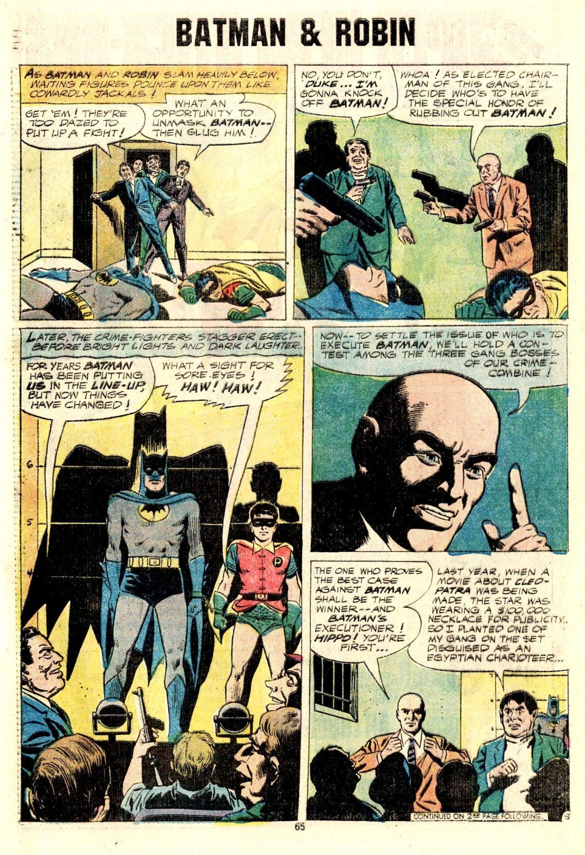 Detective Comics (1937) 438 Page 65
