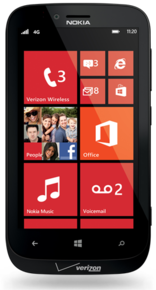 Nokia Lumia 822 receives a software update