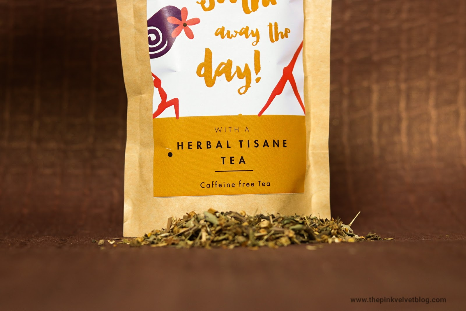 Herbal Tisane Tea Caffeine Free
