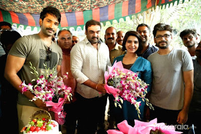 actress-samantha-akkineni-birthday-celebrations