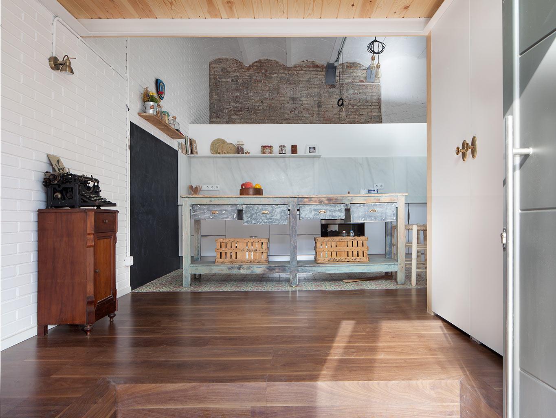 La buhardilla decoraci n dise o y muebles de antiguo for Muebles para garaje