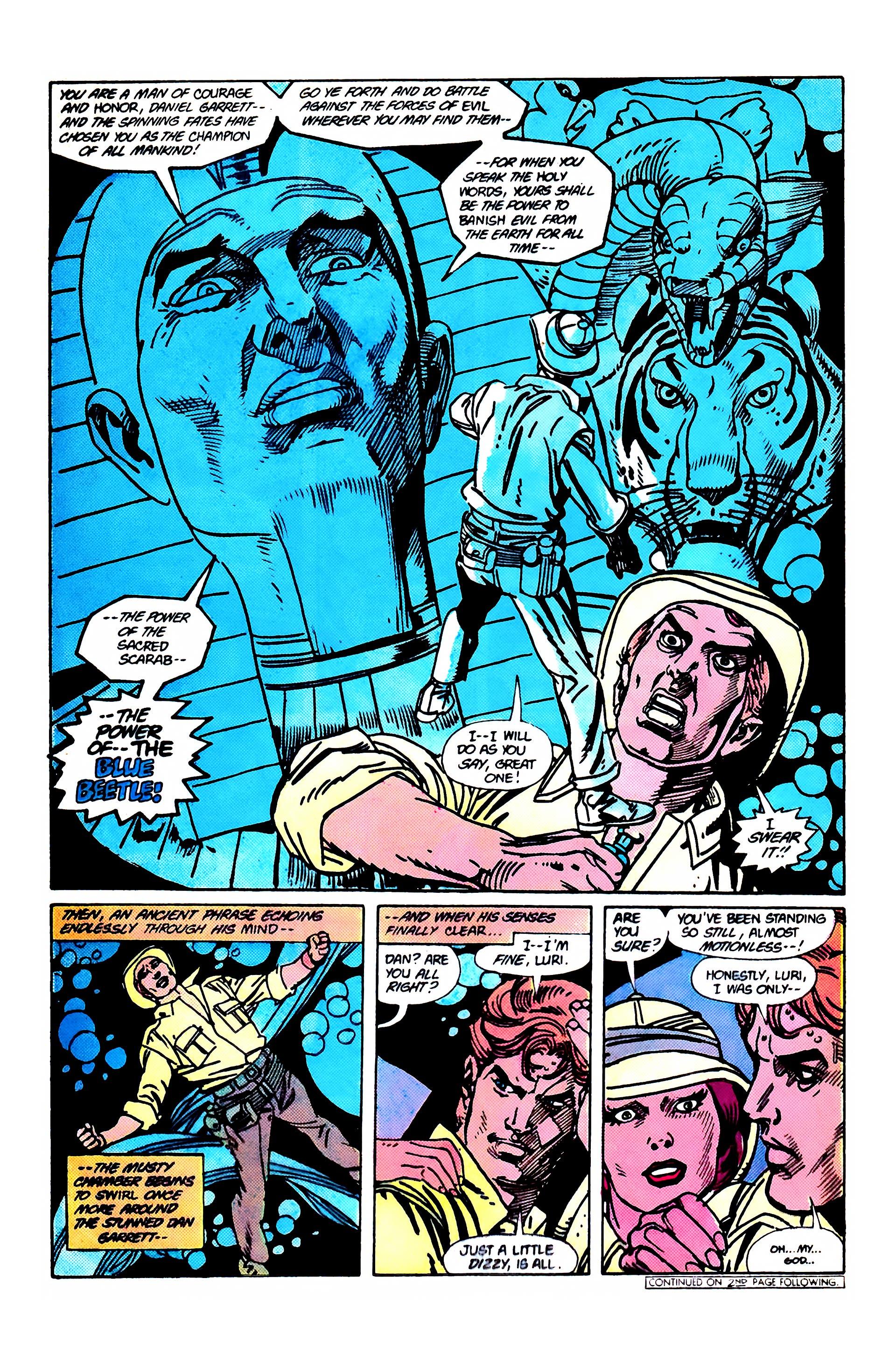Read online Secret Origins (1986) comic -  Issue #2 - 12