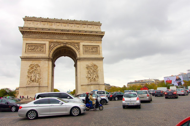 Arc de Triumph - Paris, France
