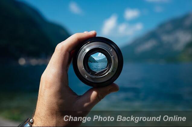 Cara ganti background foto tanpa aplikasi