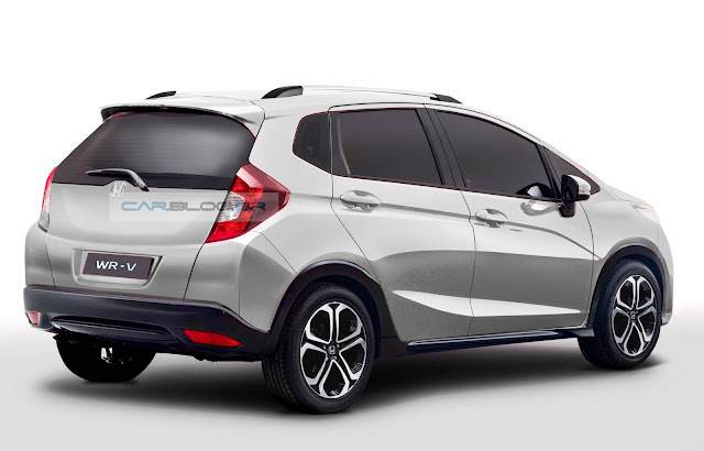 Novo Honda FIT Twist 2016