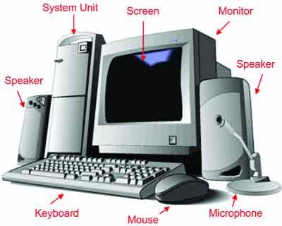 apa itu strutur dasar komputer