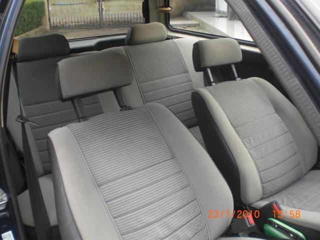 Honda Civic 3rd Generation Hatchback Interior