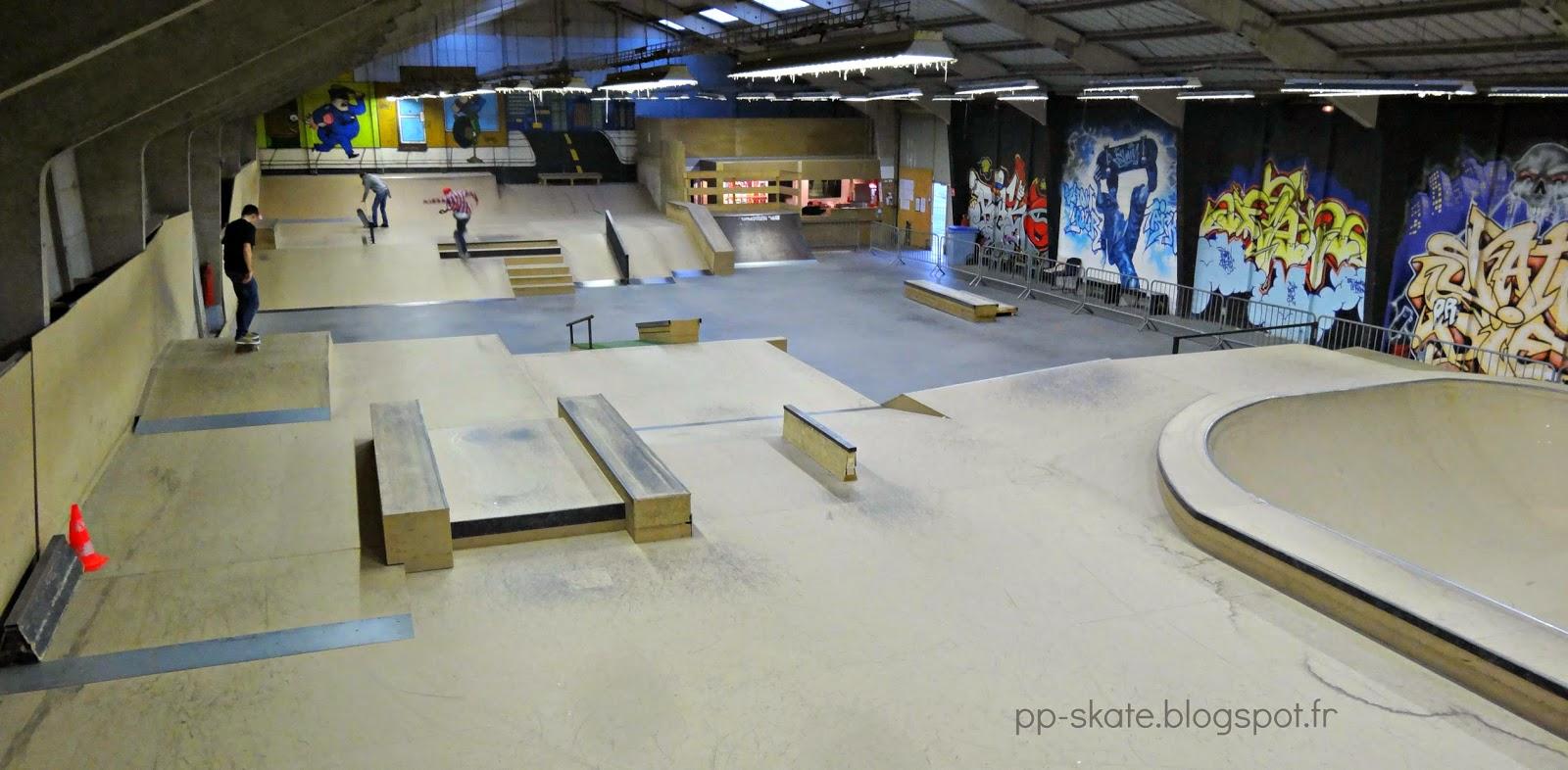 Skate park Dunkerque