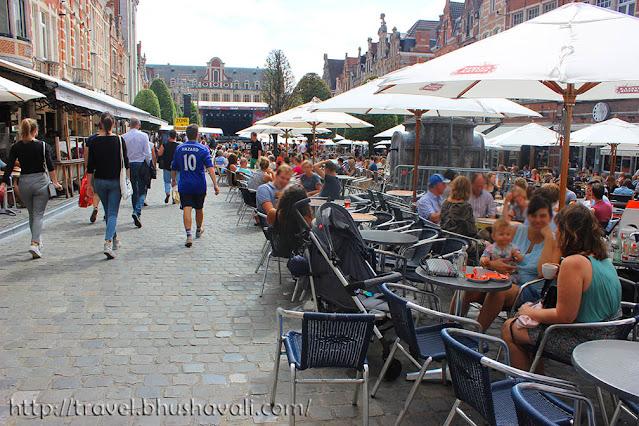 Oude Markt Leuven Places to visit