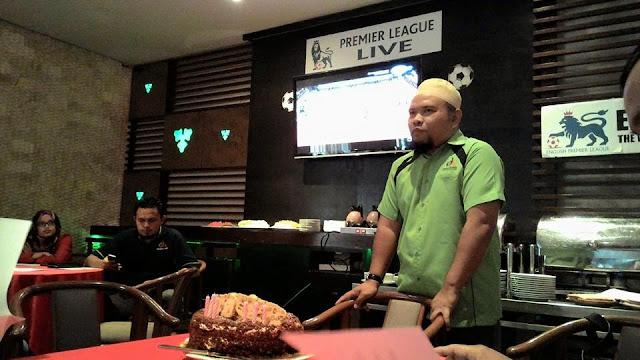 Tuan Haji Amir Denaihati, Sepetang Bersama Blogger & Yeos 2015