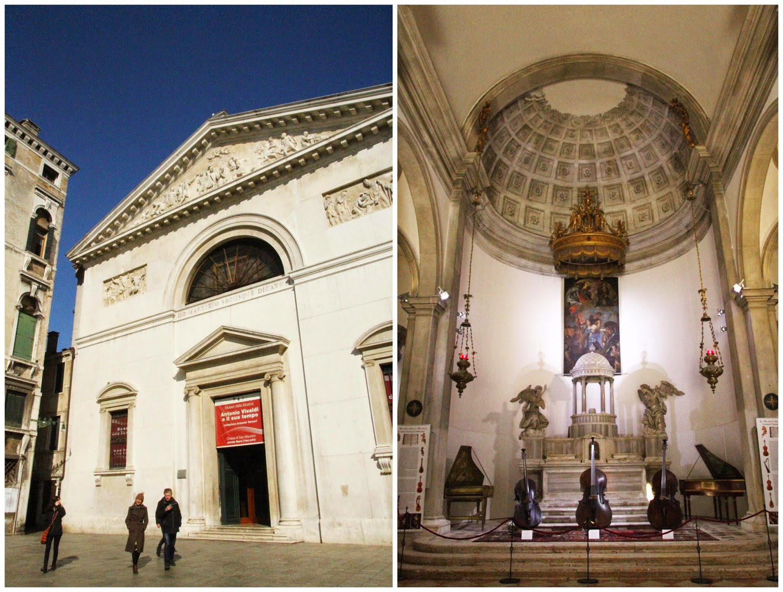 Roteiro pelas magníficas IGREJAS DE VENEZA com o Chorus Pass | Itália