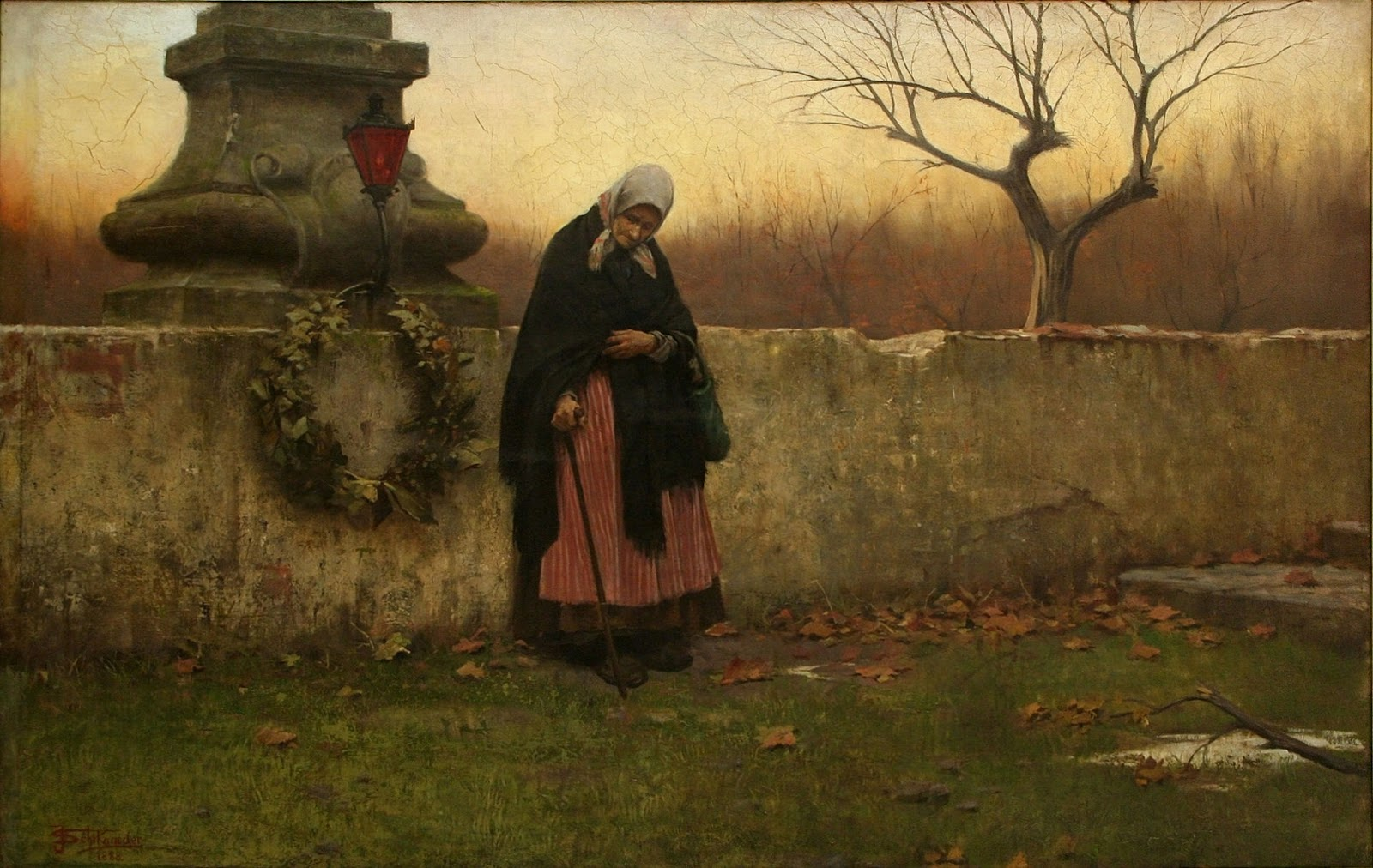 Very Picturesque Melancholy Prague Jakub Schikaneder And His