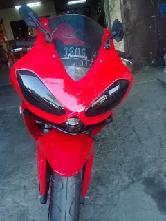 Gambar Acong Modifikasi Motor Bandung
