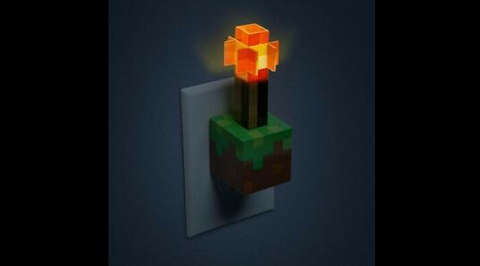 The Minecraft Redstone