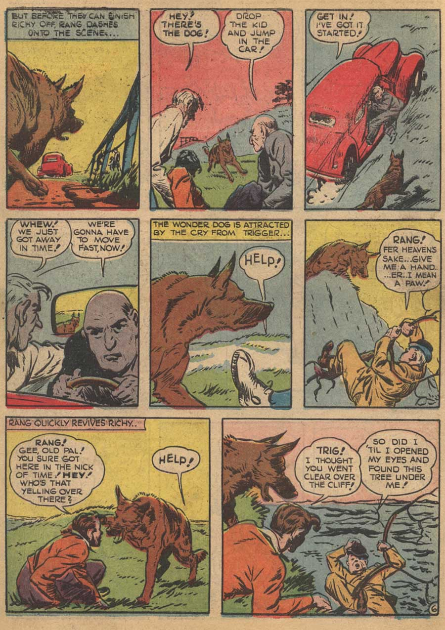 Blue Ribbon Comics (1939) issue 16 - Page 18