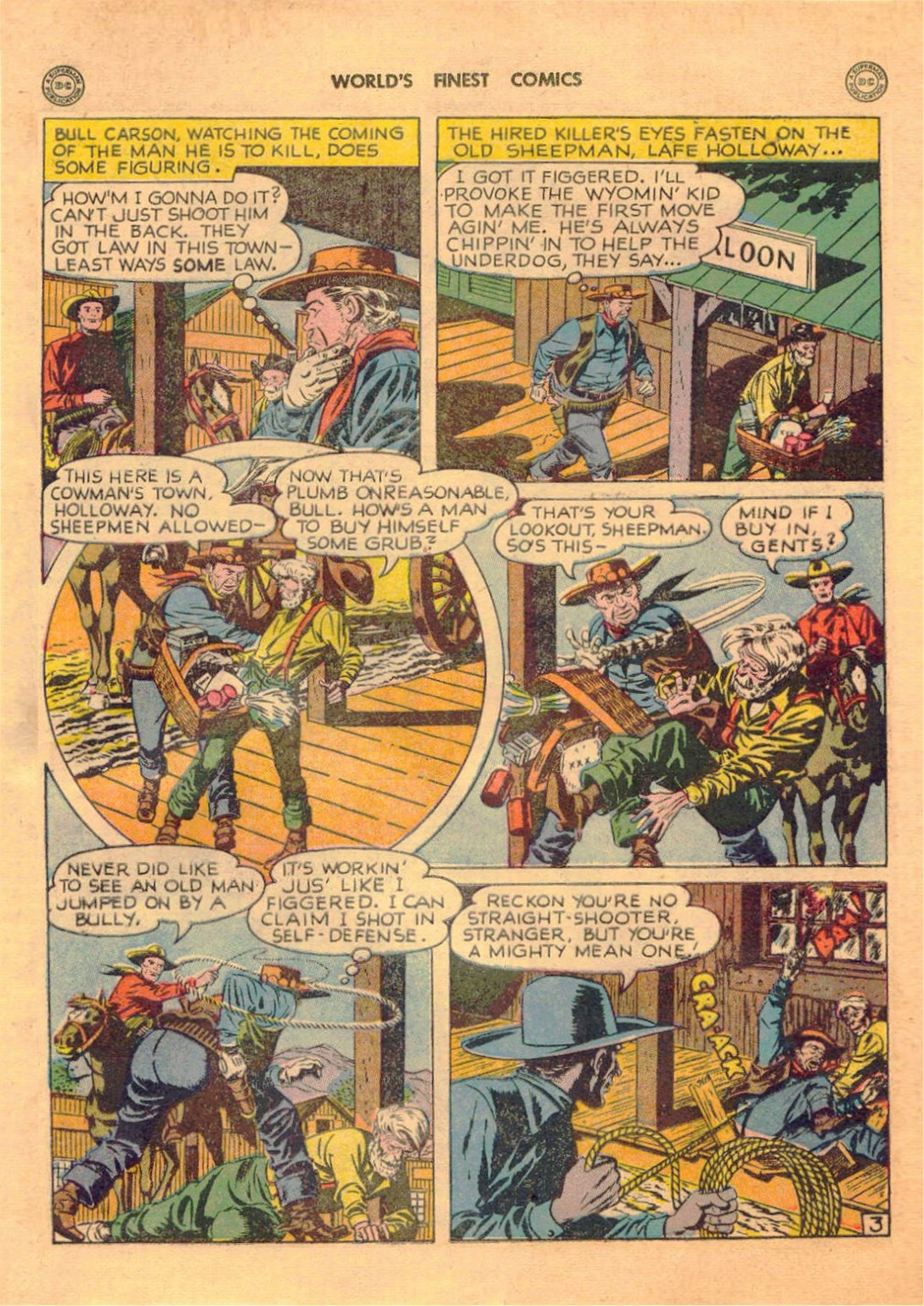 Read online World's Finest Comics comic -  Issue #42 - 39