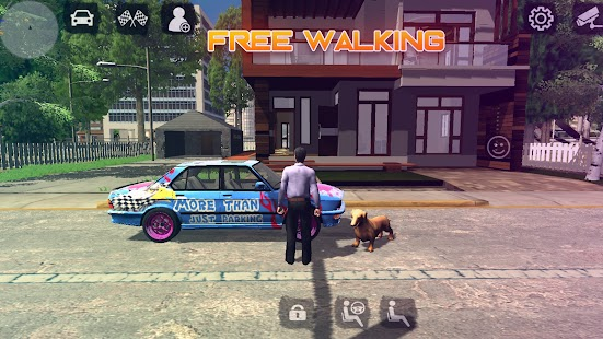 Car parking multiplayer Apk+Data Free on Android Game Download