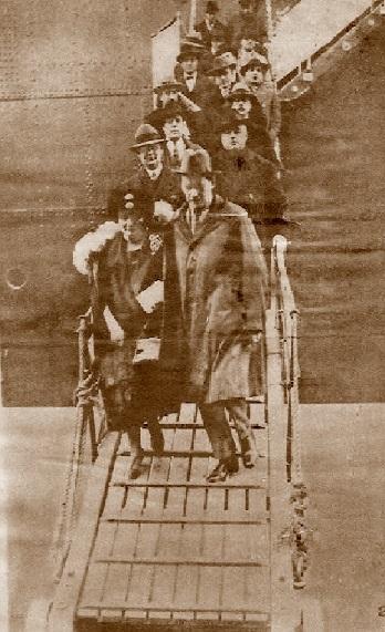 Marzo de 1934, llegada de Alekhine a Barcelona