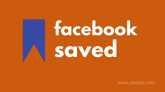 Cara Menyimpan Video atau Sesuatu Pada Facebook
